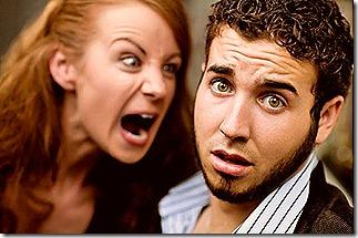 Как общаться с недовольным мужчиной