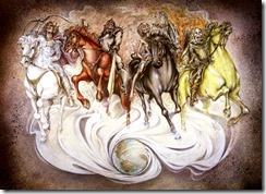 4 всадника апокалипсиса